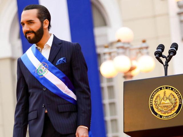 Auf Twitter: Präsident von El Salvador nennt sich selbst Diktator