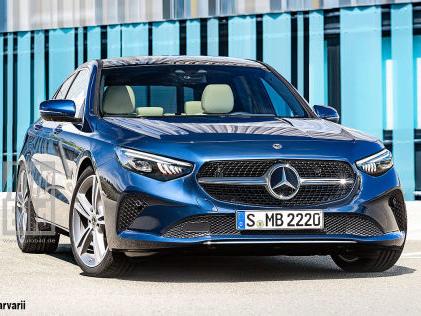 Mercedes C-Klasse (2021) So sauber wird die neue C-Klasse