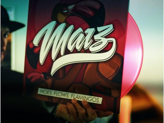 Livesessions von Marz und die Bixtie Boys aus Hoes. Flows. Flamingos. | Musikvideos des Tages