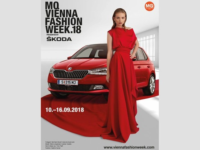 MQ VIENNA FASHIONWEEK.18 mit neuem Presenting-Sponsor