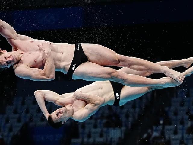 Olympia 2021: Synchronspringer Hausding/Rüdiger und Schwimmerin Sarah Köhler holen jeweils Bronze