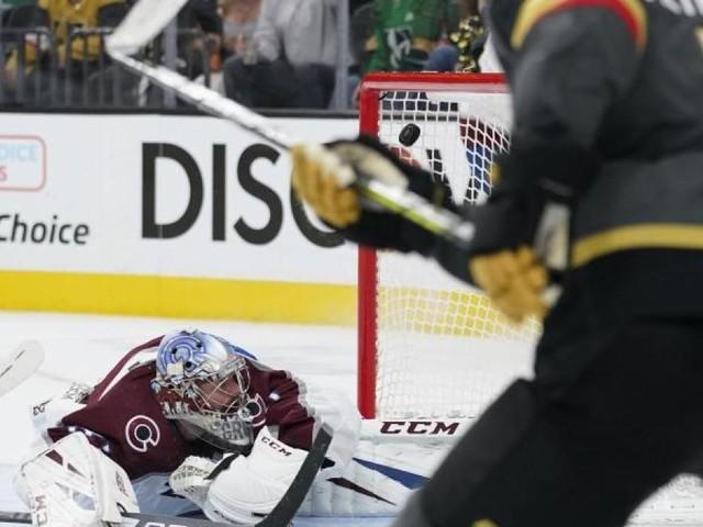 Playoff-Aus für Grubauer: Avalanche scheitern an Las Vegas