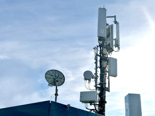 """o2 setzt neue """"All in one""""-Antenne im 5G-Netz ein"""