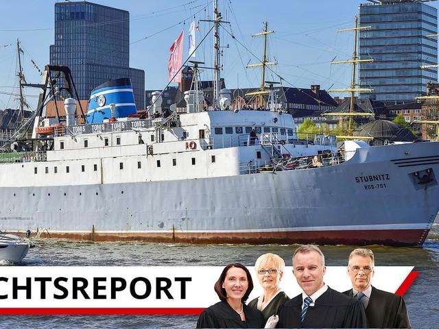 """Nach Feier auf Partyschiff - Angeklagter kam nicht zur Verhandlung: """"Hab ich vergessen"""""""