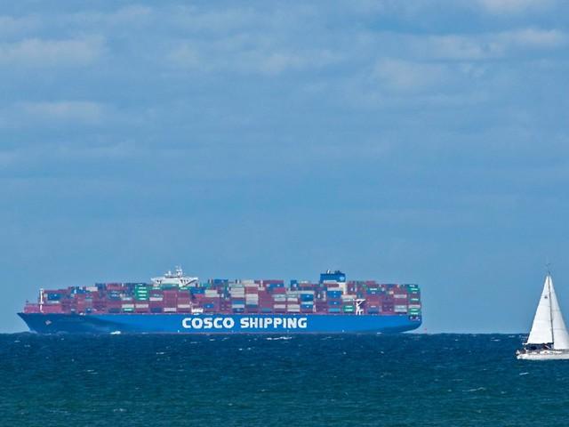 Weniger Dreck auf den Weltmeeren: Frachtschiffe mit Segeln? Sauber, aber lahm