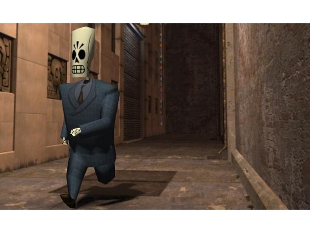 Gog.com verschenkt Grim Fandango Remastered