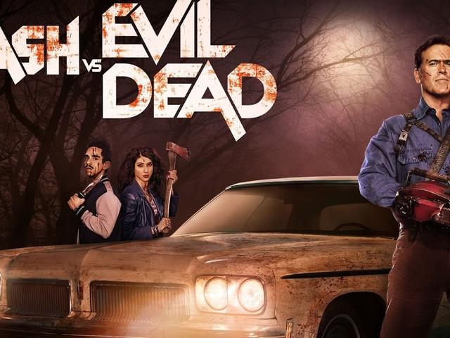 Ash vs Evil Dead   Staffel 3 Trailer   Die Kettensägenhand kommt zurück