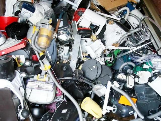 UN-Bericht: Weltweiter Berg an Elektroschrott wächst massiv