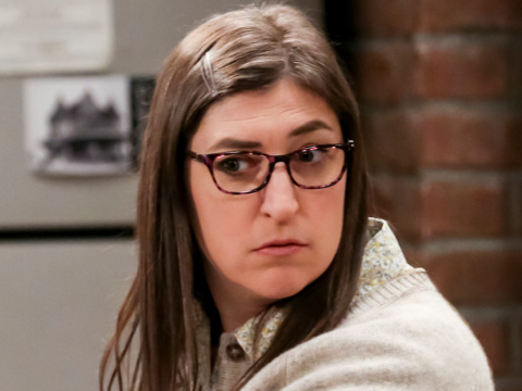 """The Big Bang Theory"": Machte sich Mayim Bialik über ihren Fan lustig?"