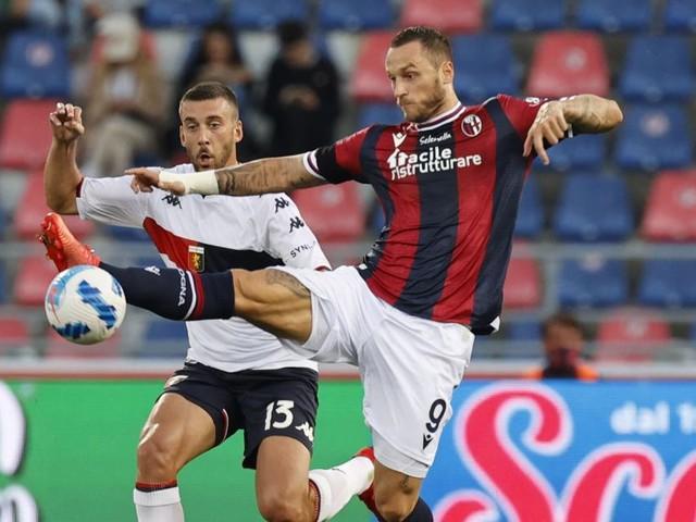 Drittes Tor für Bologna: Arnautovic trifft bei Remis gegen Genoa