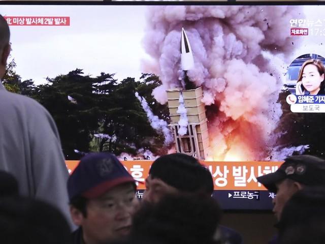 Nordkorea: Erfolgreicher Test von Mehrfach-Raketenabschussrampe
