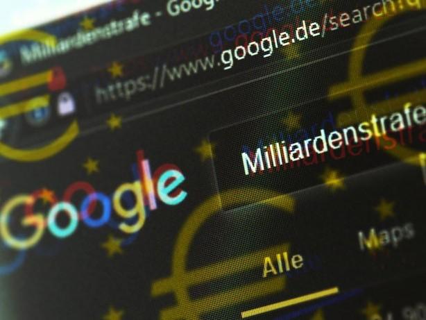 Das Ende des Monopols? Google muss 1,49 Milliarden blechen