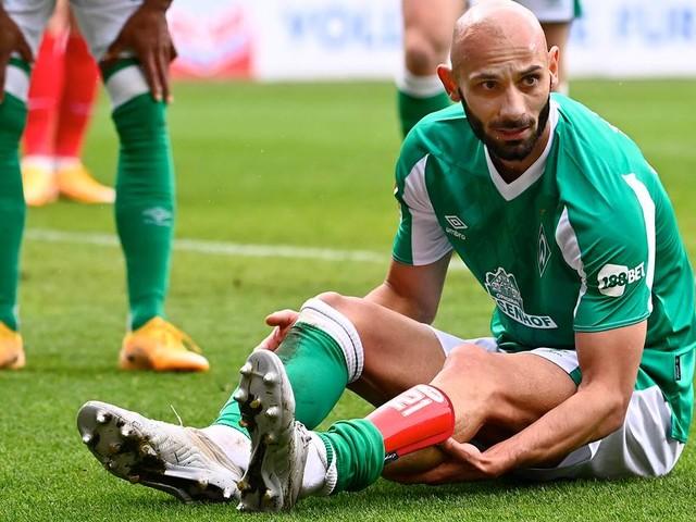 Rückschlag für Werder Bremen: Abwehrchef Ömer Toprak droht Saison-Aus