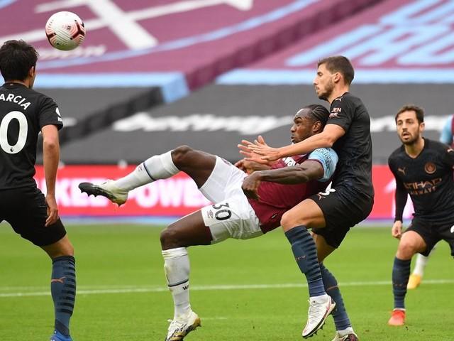 Premier League: Manchester City patzt gegen West Ham United