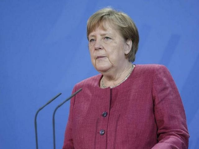 Angela Merkel: Kanzlerin macht DFB-Team in Videocall Mut