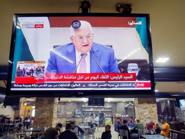 EU reagiert enttäuscht: Abbas lässt Palästinenser doch nicht wählen
