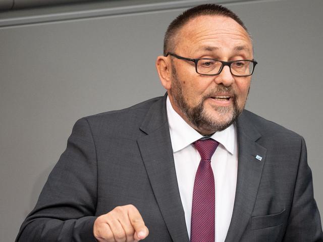 Bürgerschaftswahl: Frank Magnitz ist Spitzenkandidat der Bremer AfD