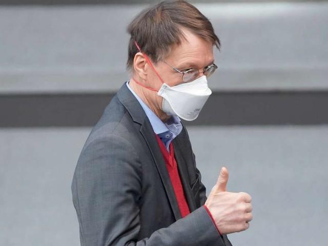 """Beschwerden gegen Ausgangssperre abgeschmettert: Jetzt reagiert Karl Lauterbach - """"Hätte Vertrauen zerstört"""""""