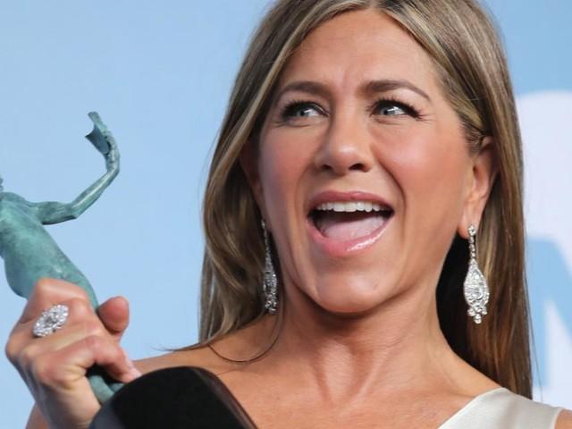 Jennifer Aniston: Ungeimpften kündigt sie die Freundschaft