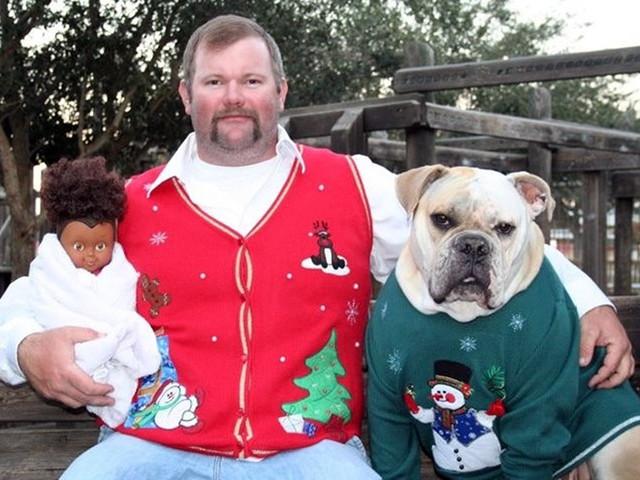 Unsere Top 12 Weihnachtsfotos mit Haustieren