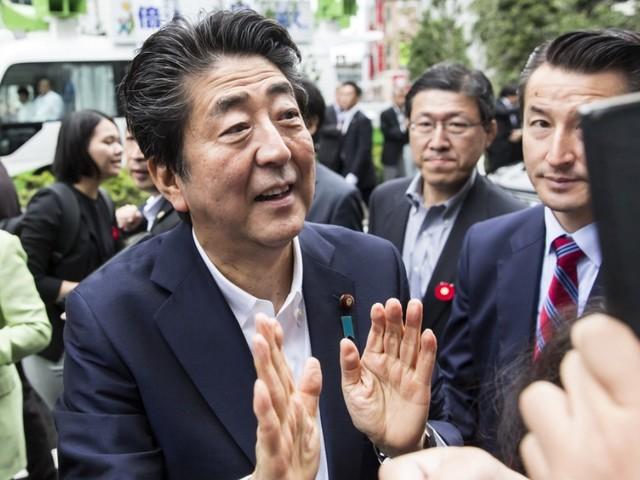 Premierminister Shinzo Abe: Der japanische Trump
