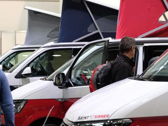 Deutschland, Campingland: Reisemobile und Caravans so beliebt wie nie