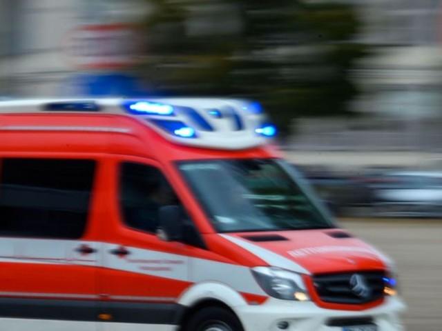 26-Jähriger bei Verkehrsunfall in Schkölen schwer verletzt