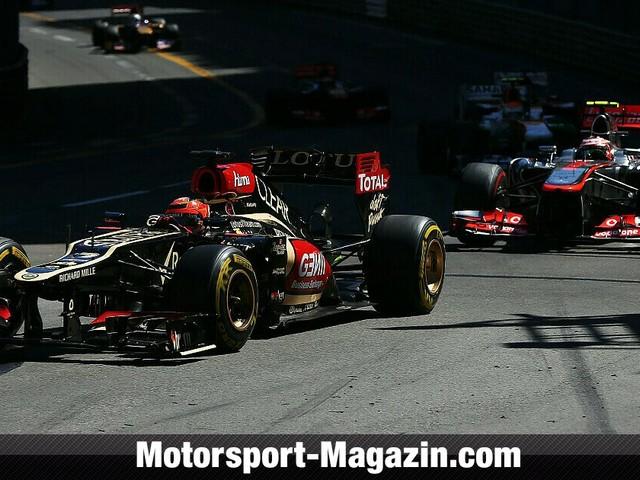 Formel 1 heute vor 8 Jahren: Kimi will Perez auf's Maul geben