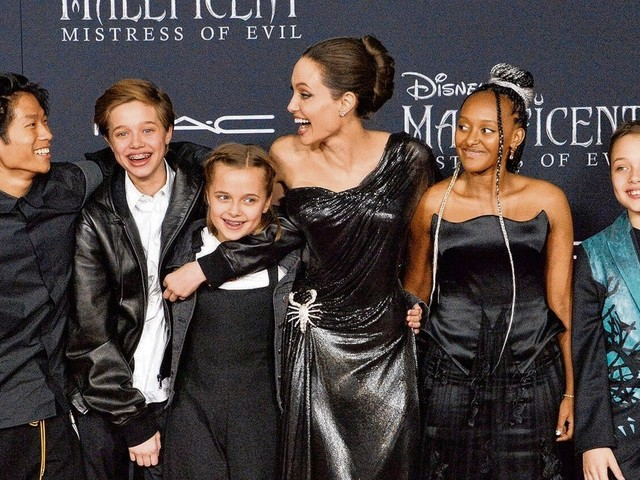Brangelina-Scheidung: Angelina Jolie will ihre Kinder gegen Brad Pitt aussagen lassen