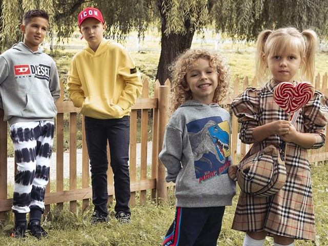 Die Schulbank & die FreundInnen drücken! Die aktuellen Trends für coole Kids jetzt im STEFFL