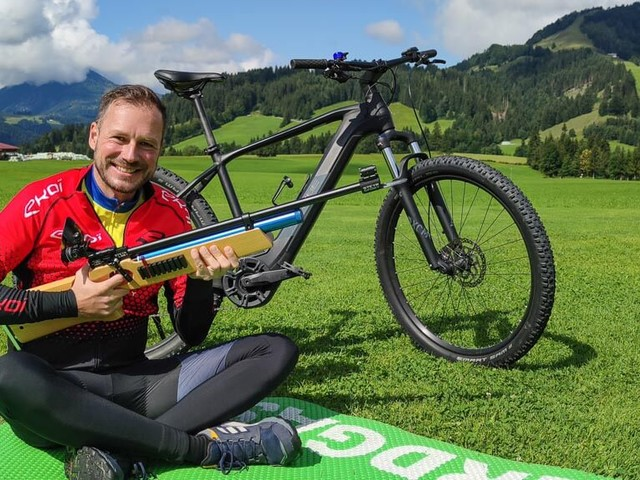 Spannende E-Mountainbike Ausflugsziele im Pillerseetal in Tirol (Video)