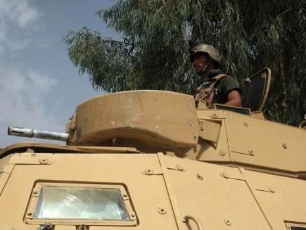 Nato-Training für afghanische Spezialkräfte in der Türkei