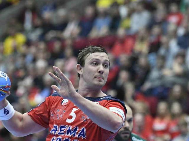 Handball-EM: Norwegens Handballer nach Sieg gegen Slowenien EM-Dritter