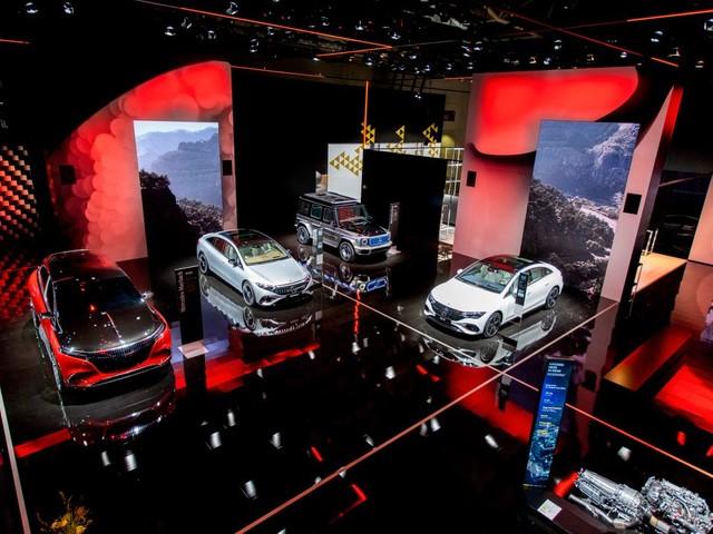 IAA 2021: Vier Gründe, warum die Messe die Autowelt nicht weiterbringt