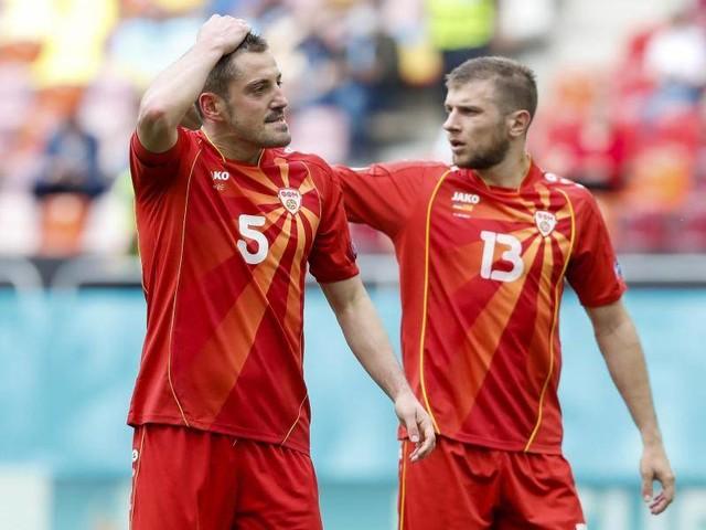 Fußball-EM: Trotz Aus nach der Vorrunde:Nordmazedonien voller Stolz