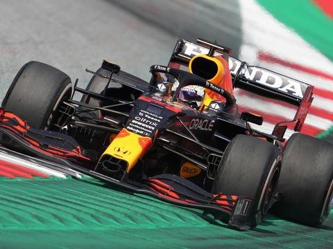 Formel 1 in Österreich: Verstappen im ersten Spielberg-Training mit Bestzeit