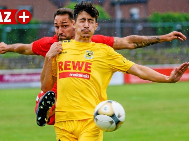 Fussball - Landesliga: Peter Adamek schießt Wanne 11 zum Sieg in Brackel