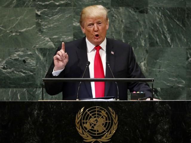 UN-Vollversammlung: Trump ruft zur weltweiten Isolation der iranischen Regierung auf