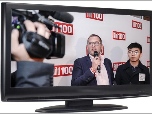Springer bringt Bild Live ins Free-TV.