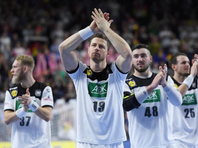 """Verletzter Handballer Strobel: """"Glaube an diese Mannschaft"""""""