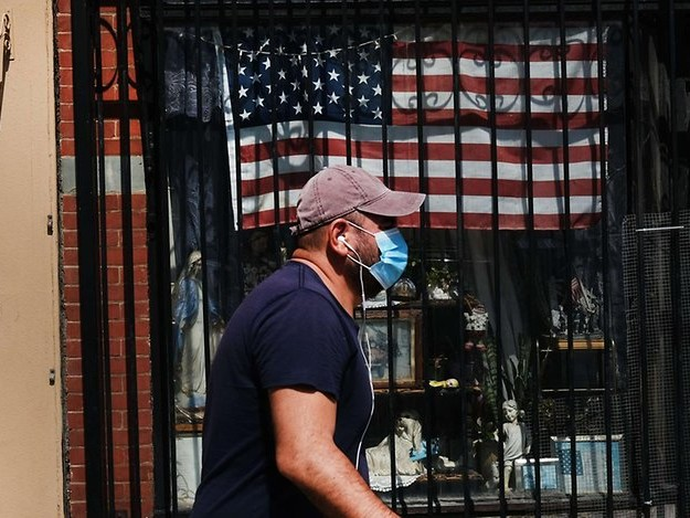 Corona: Mehr als 66.000 Neuinfektionen an einem Tag in den USA