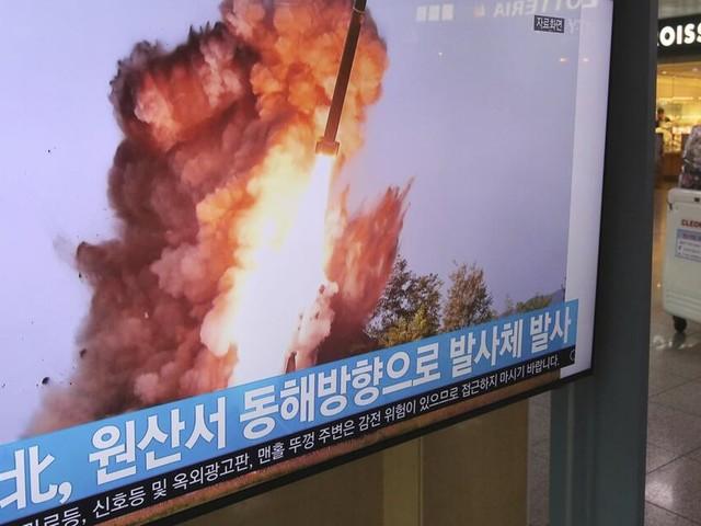 Nordkorea feuert erneut Raketen ab