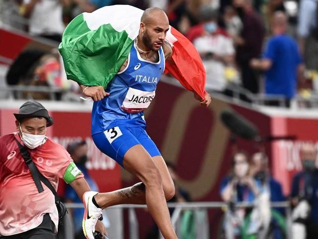 Bolts Nachfolger: Italiener Jacobs sprintet zum Sensationsgold über 100 Meter