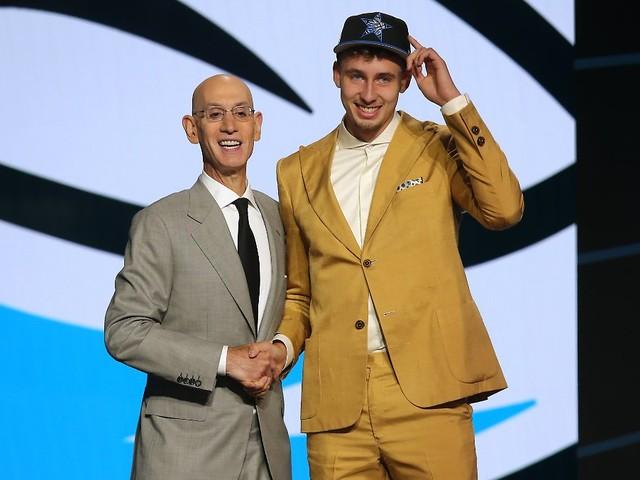 Orlando Magic schlägt zu: Franz Wagner Achter bei NBA-Draft
