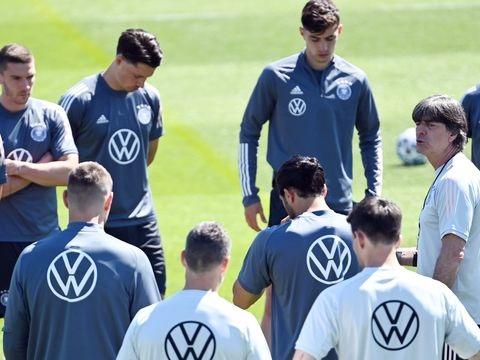 """Fußball-EM - Löws Feinschliff: Durchschlagskraft für """"geile Mannschaft"""""""