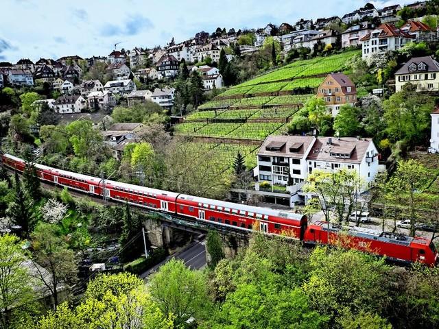 Gäubahn in Stuttgart: Führt Panoramabahn bald bis Nordbahnhof?