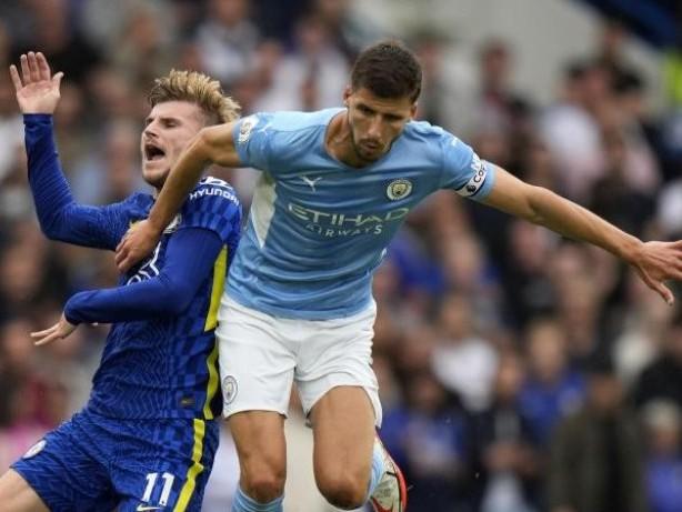 Premier League: Mit Werner in der Startelf: Chelsea verliert gegen City
