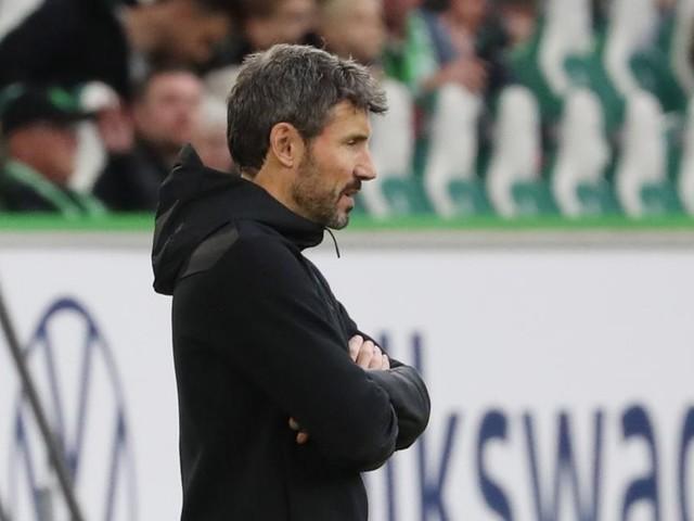 Wolfsburg trennt sich von Trainer Mark van Bommel