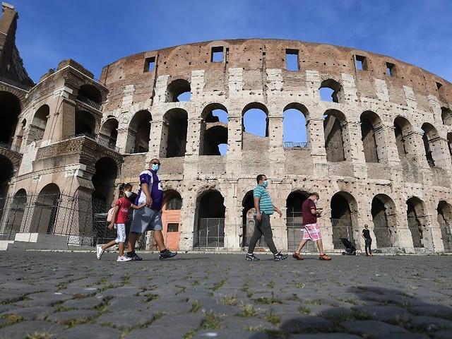 Corona-Bremsspuren in der EU: Italien trifft es noch härter als erwartet