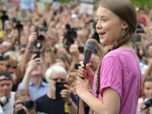 Ein Jahr Protest: Wie Greta Thunberg die Sicht auf den Klimaschutz verändert hat